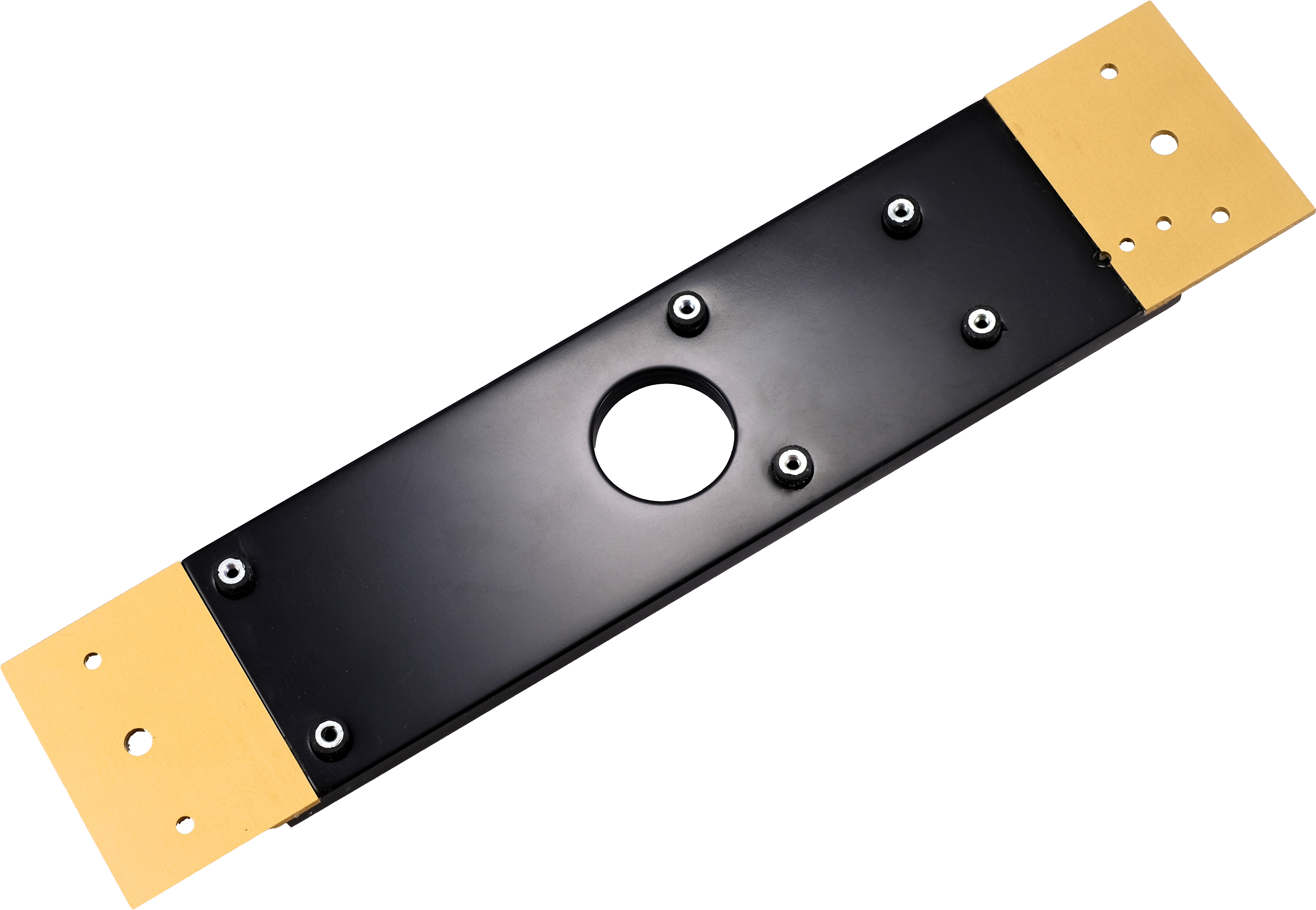 StackAudio LP12 Serene Cross Brace made from Solid Surface, Advanced Vibration Dissipation Composite and aluminium isolation supports