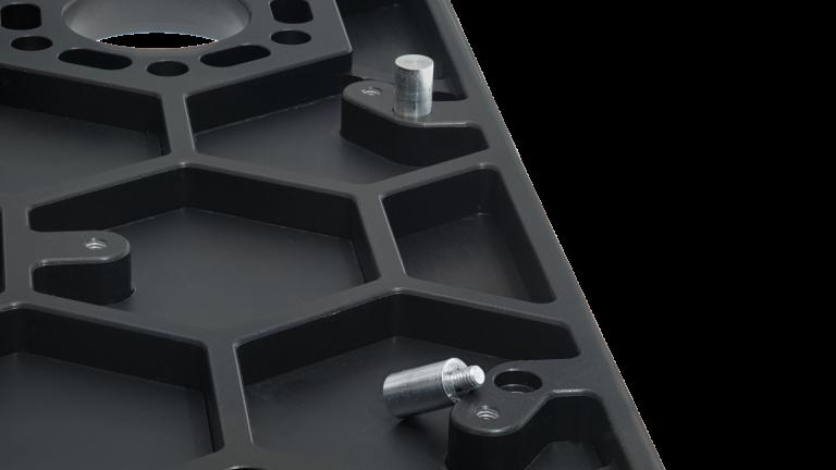 Alto armboard locating pins close up_1920x1080